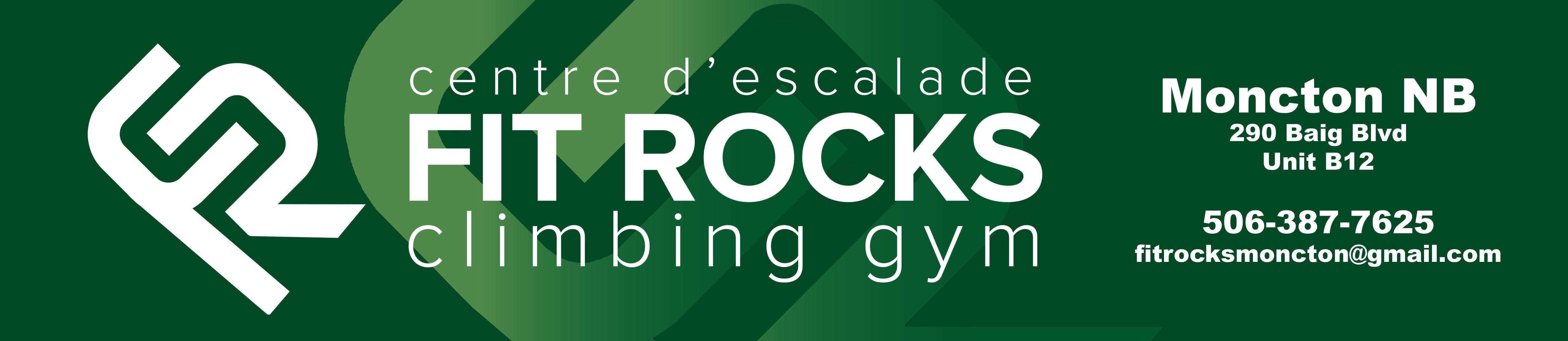 FitRocks Climbing Gyms – Moncton NB