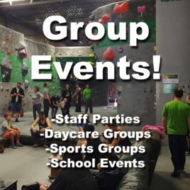 Group Event 15+ people
