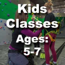 Kids Classes Age 5 to 7