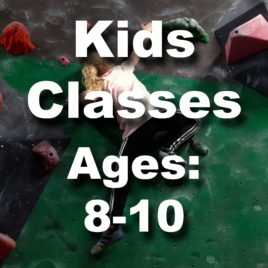 Kids Classes Age 8 to 10