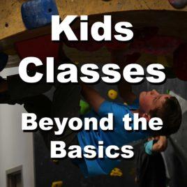Kids Classes: Beyond the Basics