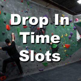 Drop in Time Slots